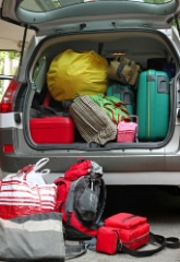 Don't Pack What You Can More Easily Rent