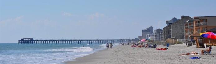 Winter Rentals in Garden City Beach