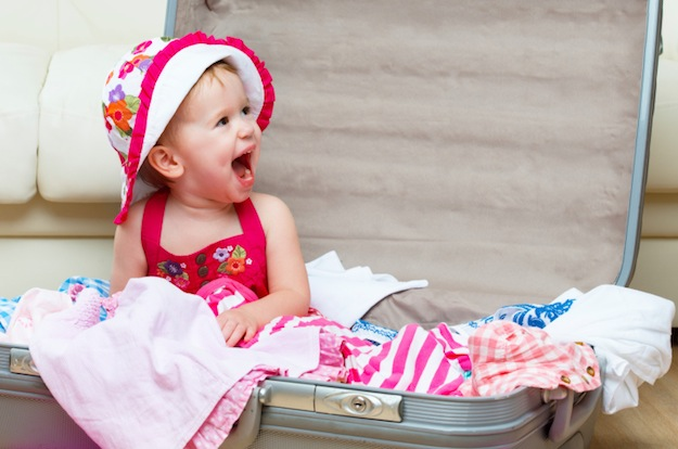 Make the Most of Traveling With a Young Child