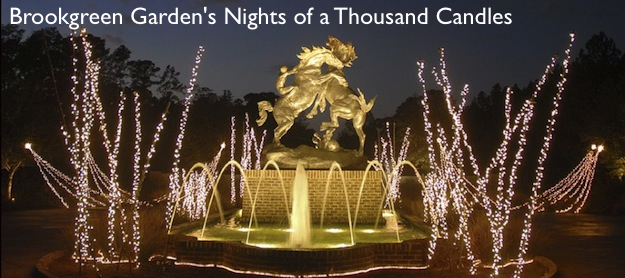 Brookgreen Garden?s Nights of a Thousand Candles