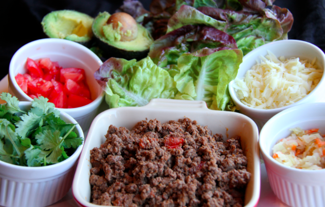 Easy recipes for your surfside beach vacation surfside realty not to mention the kids will love building their own tacos heres a taco recipe that you can whip up in just 15 minutes forumfinder Gallery