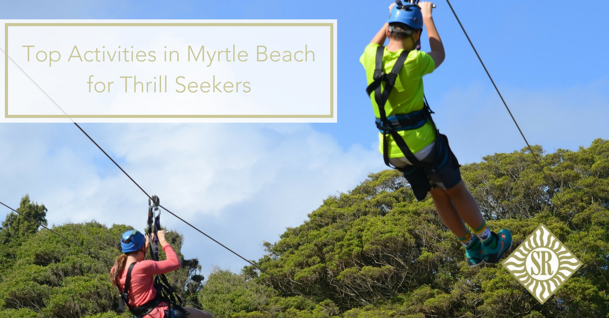 For Some A Vacation Needs To Be The Perfect Combination Of Relaxing And Thrilling Likely You Re Aware Many Reasons Myrtle Beach Offers
