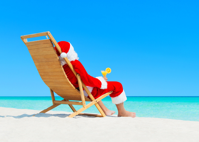 Happy Holidays from All of Us at Seaside Rentals!