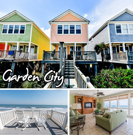 Vacation Home Rentals >> Garden City Sc Beach Home Rentals Surfside Realty