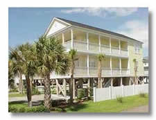 South Carolina vacation homes
