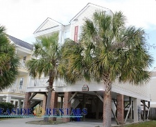 Surfside Beach SC vacation rentals