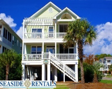 vacation rentals in Surfside Beach South Carolina