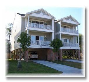 Surfside Beach house rentals
