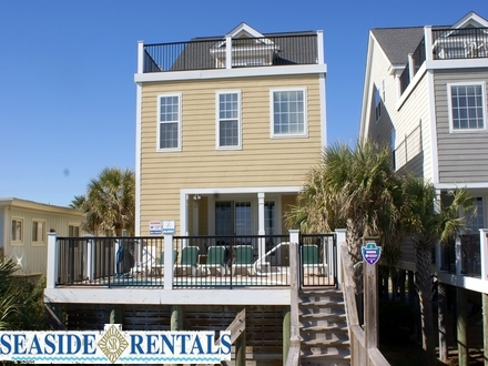 vacation rentals in Grand Strand