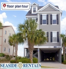 house rentals in South Carolina with Floor Plan Tours