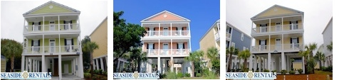 Available vacation rentals in Garden City Beach