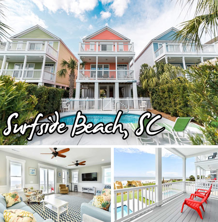 Vacation Home Rentals >> Surfside Beach House Rentals Surfside Realty