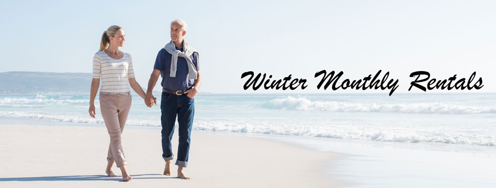 Surfside & Garden City Monthly Winter Deals
